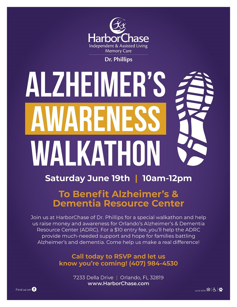Alzheimer's Awareness Walkaton